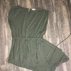Ann Taylor LOFT Midi Tank Dress
